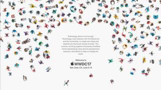 Apple WWDC 17