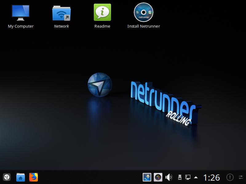 Netrunner 19.08: ドイツ発のDebian系Linuxがリリースされたので試してみた。